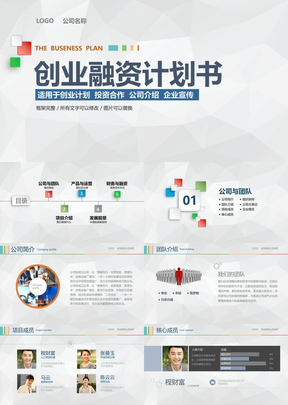 商务实用商业项目策划方案PPT模板(28).pptx
