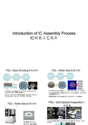 IC-芯片封装流程.pptx