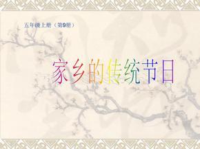 家乡的传统节日.ppt