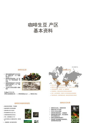 咖啡生豆培训资料..ppt