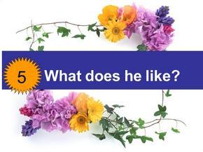 五年级上册英语课件-Lesson 5 What does he like|科普版(三起)       (共29张PPT).ppt.ppt