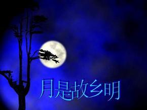 月是故乡明赏析(修改版).ppt