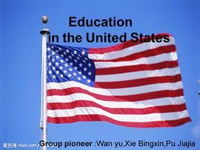 美国教育_英文_PPT课件.ppt.ppt