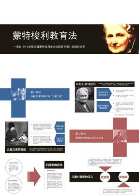 蒙特梭利教育介绍.pptx