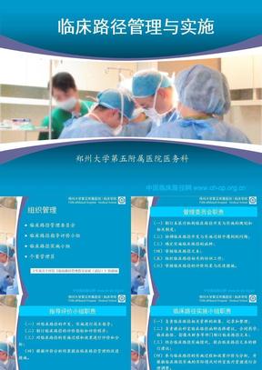 临床路径管理与实施.ppt
