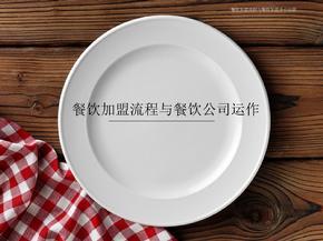 餐饮加盟企业运营流程.pptx