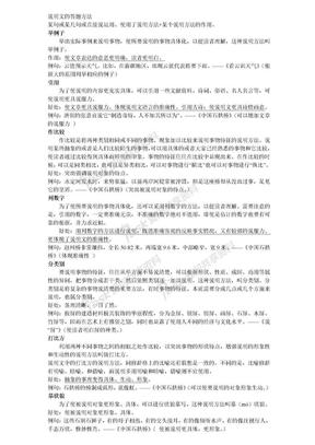 人教版八年级语文下册知识点总结.doc