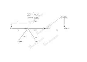 高考化学终极宝典之非金属硅与硫的思维导图.doc