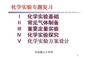 高三化学总复习课件.ppt
