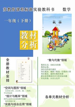 苏教版数学_一年级下册_电子书.ppt