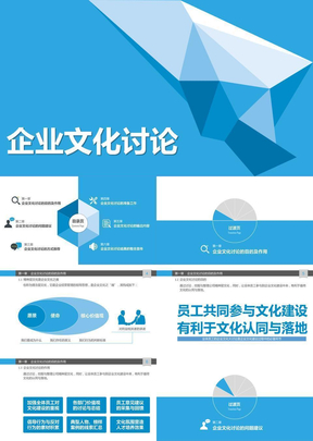 22-企业文化建设讨论PPT模板.pptx