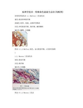 病理学技术—特殊染色最最全总结(均配图).doc