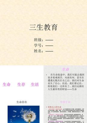 三生教育PPT(修改版).ppt