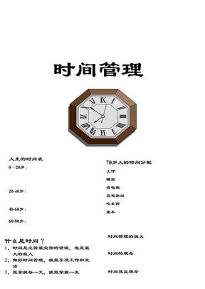时间 管理ppt.ppt