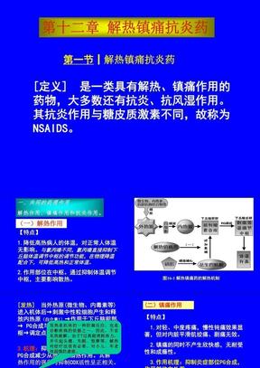 解热镇痛抗炎药 .ppt