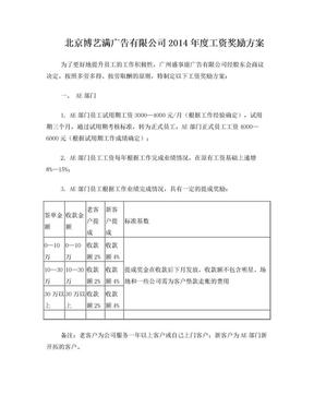 工资奖励方案.doc