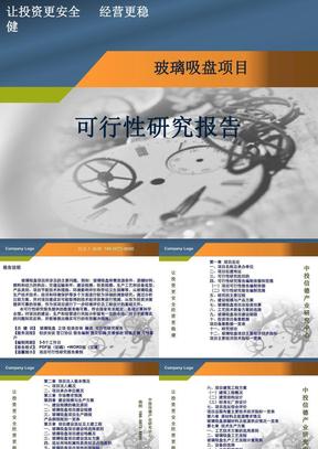 玻璃吸盘项目可行性研究报告.ppt