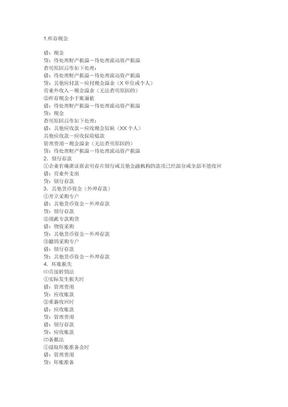2012会计分录大全(口诀+分类+解释).doc