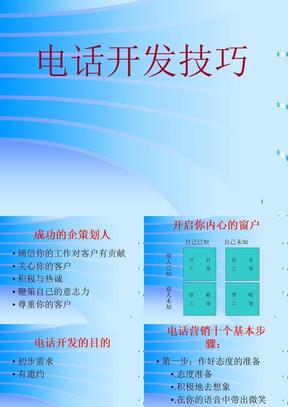 afa_0504_电话业务开发培训.ppt