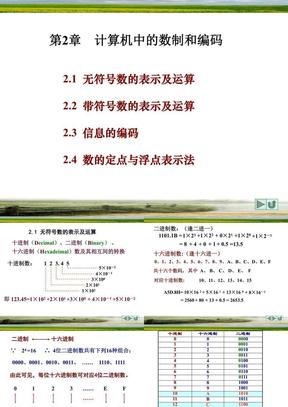 第2章 数制和编码.ppt