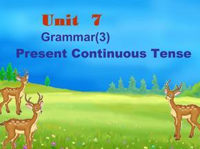 初中英语现在进行时ppt.ppt