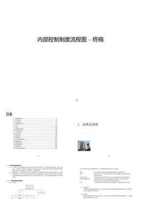 公司财务内部控制、管理制度及流程图.ppt