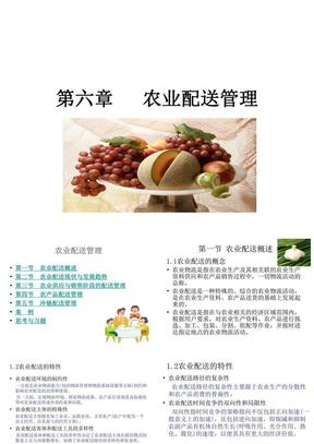 农业配送管理详解..ppt
