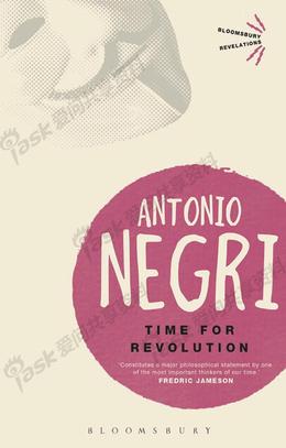 【内格里】革命之时