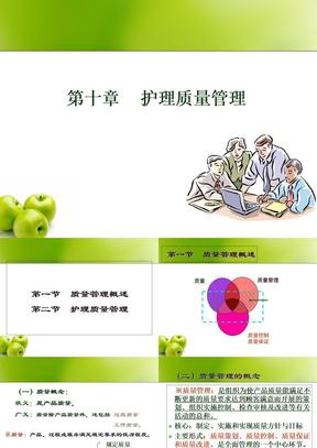 护理管理学本护理质量管理 ppt课件