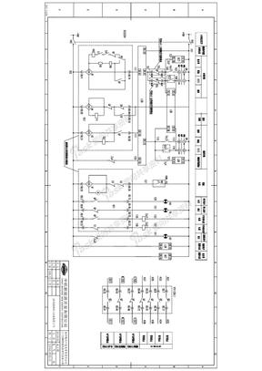 6KV联络柜二次接线图1.5