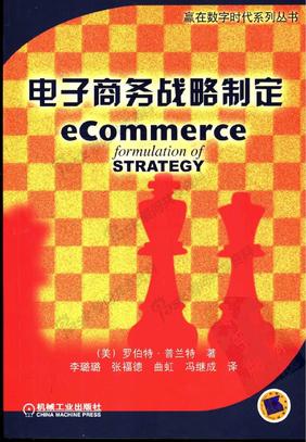 电子商务战略制定