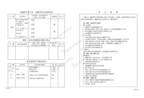干部考核表2002