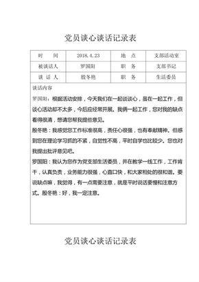 党员谈心谈话记录表.pdf