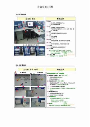 办公室5S标准
