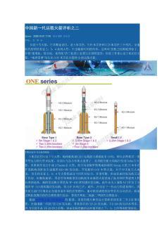 中国新一代运载火箭评析