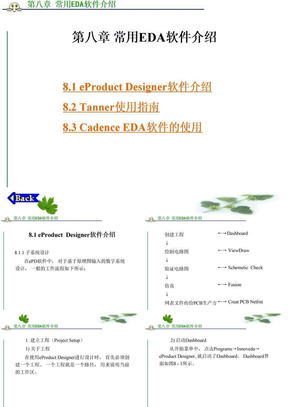 第8章 常用EDA软件介绍