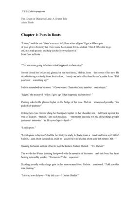 格林童话英文版(完整版)