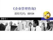 自考企业管理咨询第八章_咨询方案