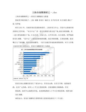 上海市商圈调研之一.doc