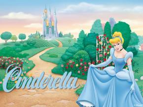 灰姑娘Cinderella英语故事