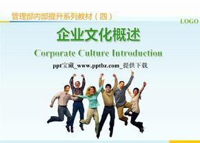 ppt宝藏企业文化ppt模板