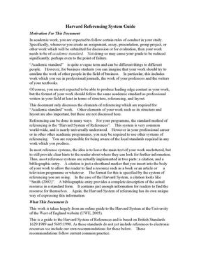 论文哈佛大学引用标准格式