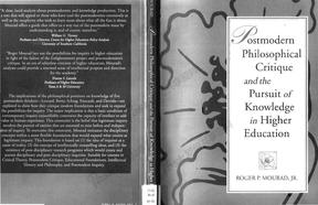 后现代哲学批判与高等教育中的知识