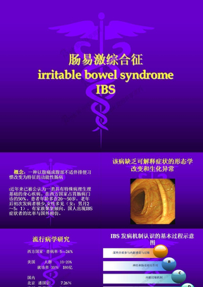 肠易激综合征1