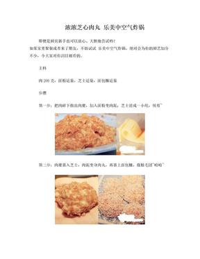 乐美中空气炸锅食谱6