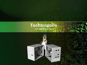 精品技术类ppt模板 (23)