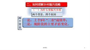 如何理解乡村振兴战略  ppt课件.ppt