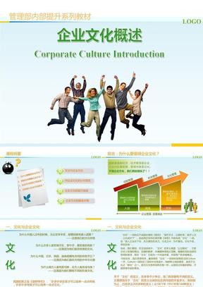 精美企业文化ppt模板锻造卓越的文化基因