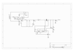 1.2A移动电源电路图