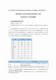 2012房地产成本与利润分析